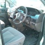 2001 Nissan Elgrand interior