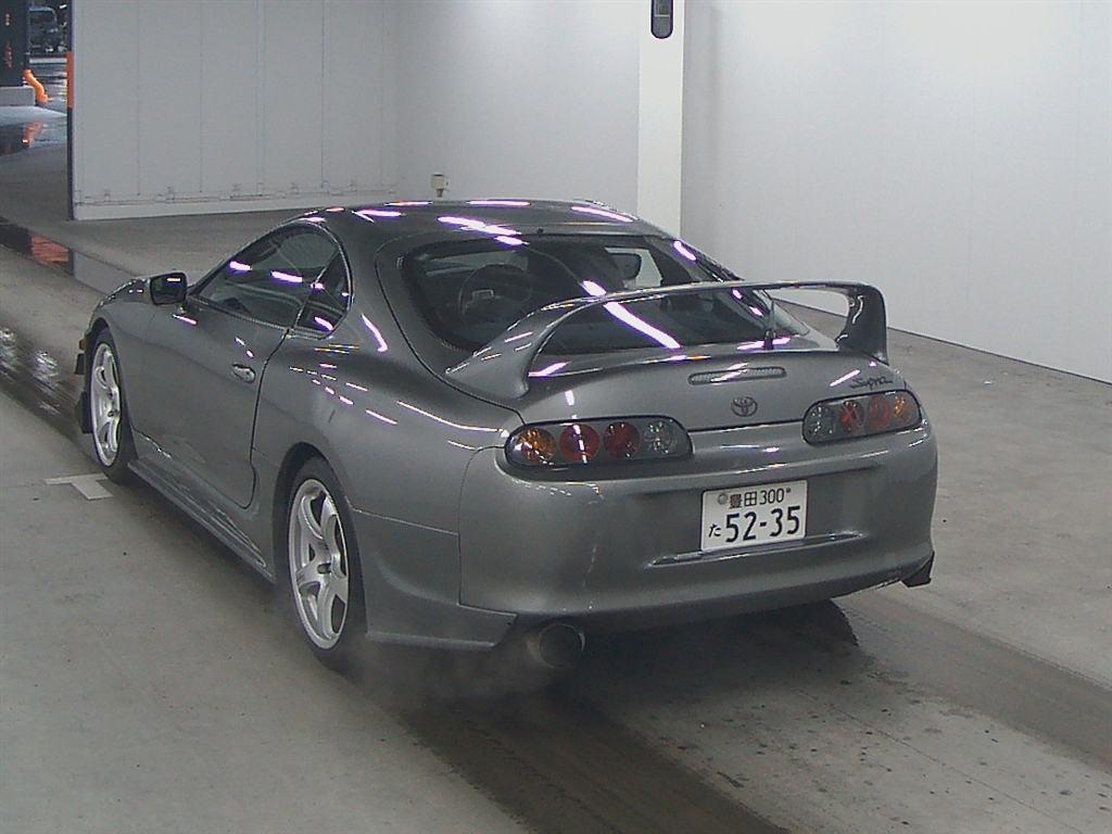 1999 Toyota Supra Rz S 3l Twin Turbo Prestige Motorsport