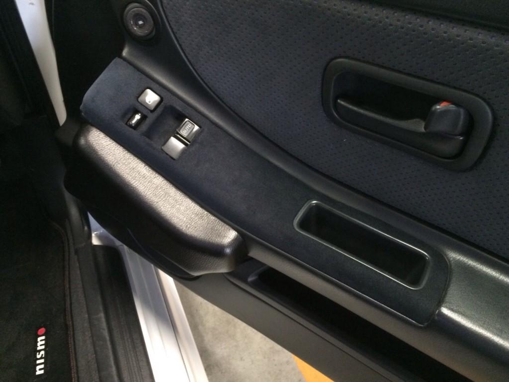 1995 Nissan Skyline R33 GTR VSpec door switches