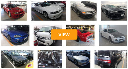 Past auction inspections japanese car imports
