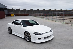 Nissan S15 Silvia personal import 1