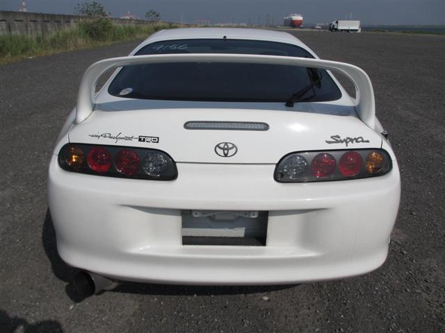 2002 Supra RZ twin turbo 6 speed manual