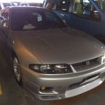 R33 GTR right front