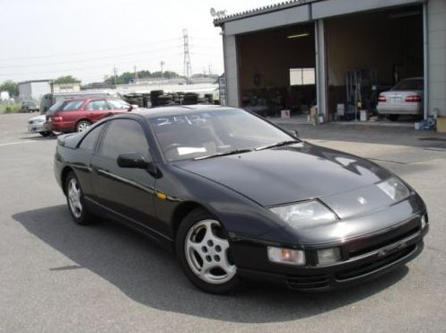 1990 Nissan 300ZX twin turbo 2+2