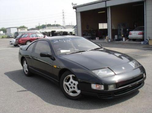 1990 Nissan 300ZX twin turbo 2+2