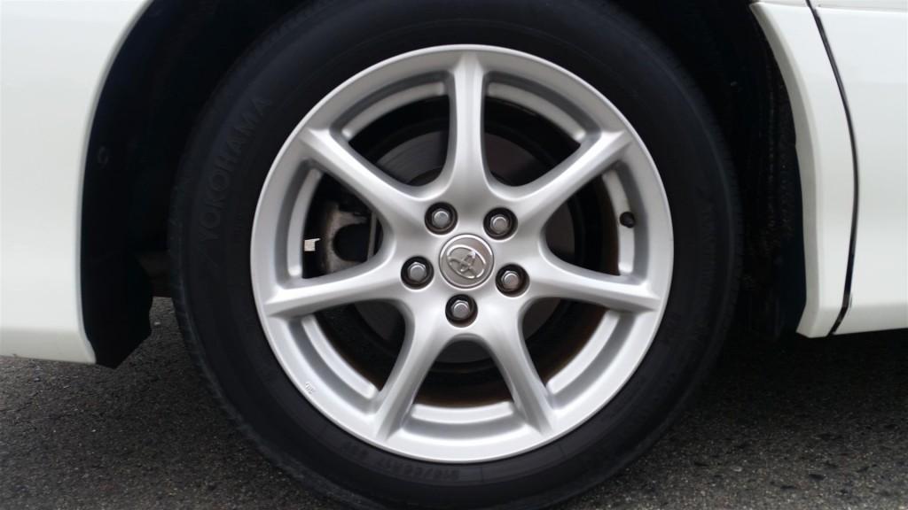2008 Toyota Estima wheel
