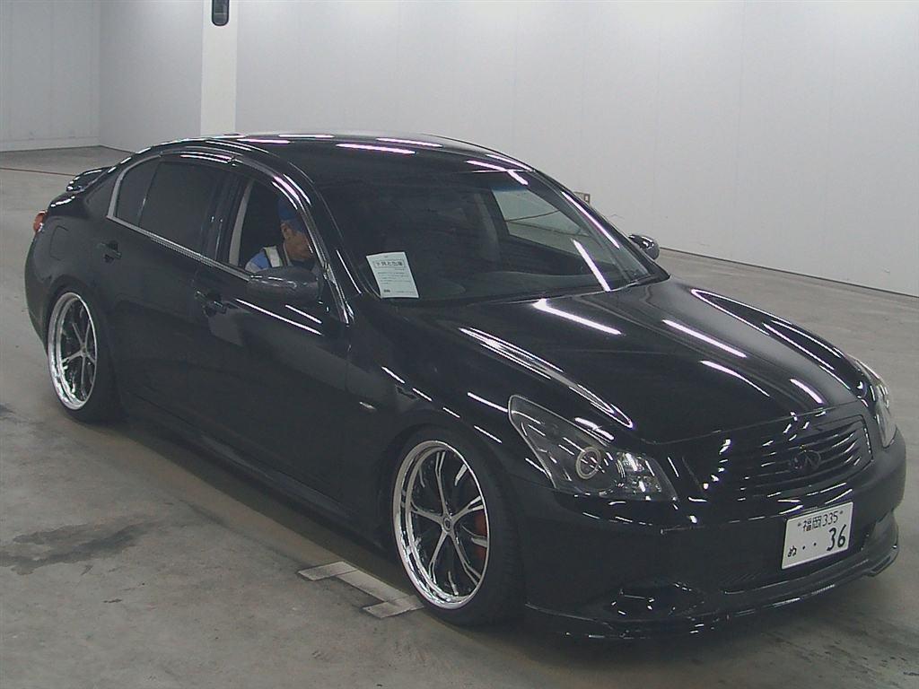 Prestige Motor Works >> 2006 Nissan Skyline V36 sedan 350GT Type SP - Prestige ...