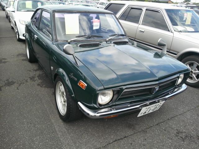 Sprinter Trueno TE27 coupe front