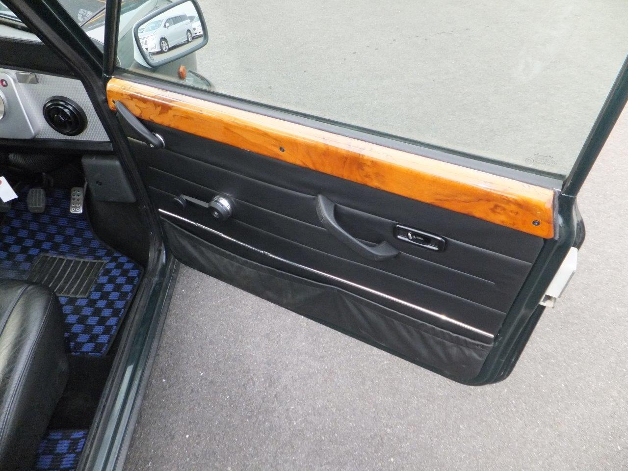 Rover Mini Cooper BSCC wood door trim