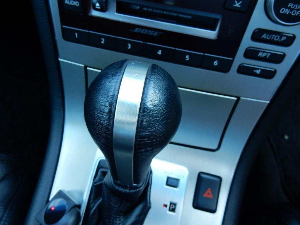 2004 Nissan Stagea AR-X auto shift lever