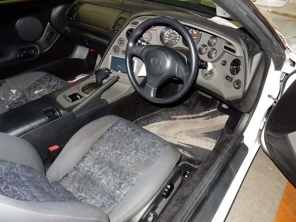 1998 Toyota Supra SZ AEROTOP driver seat