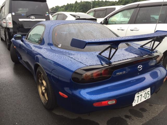 2002 Mazda RX-7 Type 3