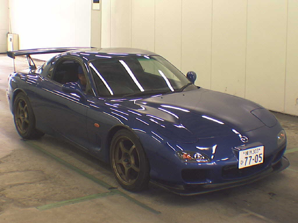 2002 Mazda RX-7 Type 12