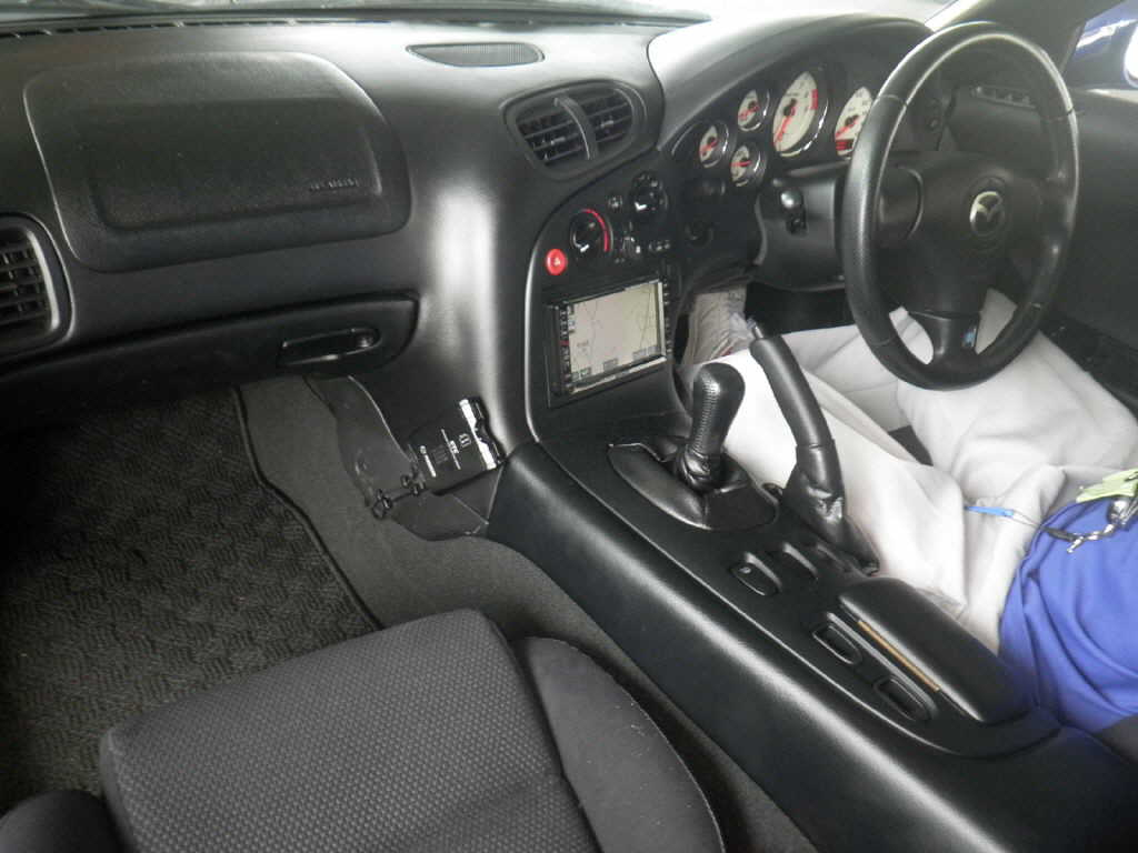 2002 Mazda RX-7 Type 9