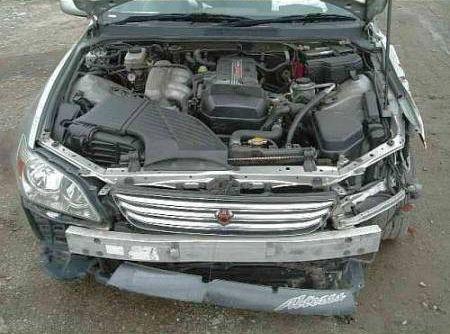 2001 Altezza engine