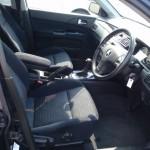 2002 Mitsubishi Lancer EVO 7 GT-A automatic interior