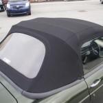 1995 MG RV8 soft top