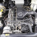 1995 MG RV8 engine