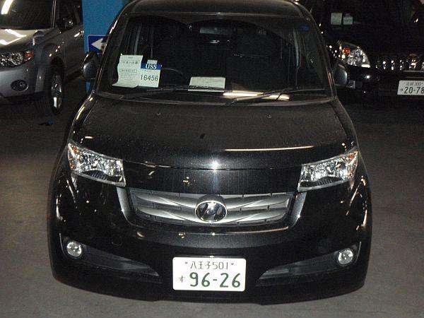 2008 Toyota bB 3