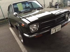 Toyota Sprinter Trueno TE27