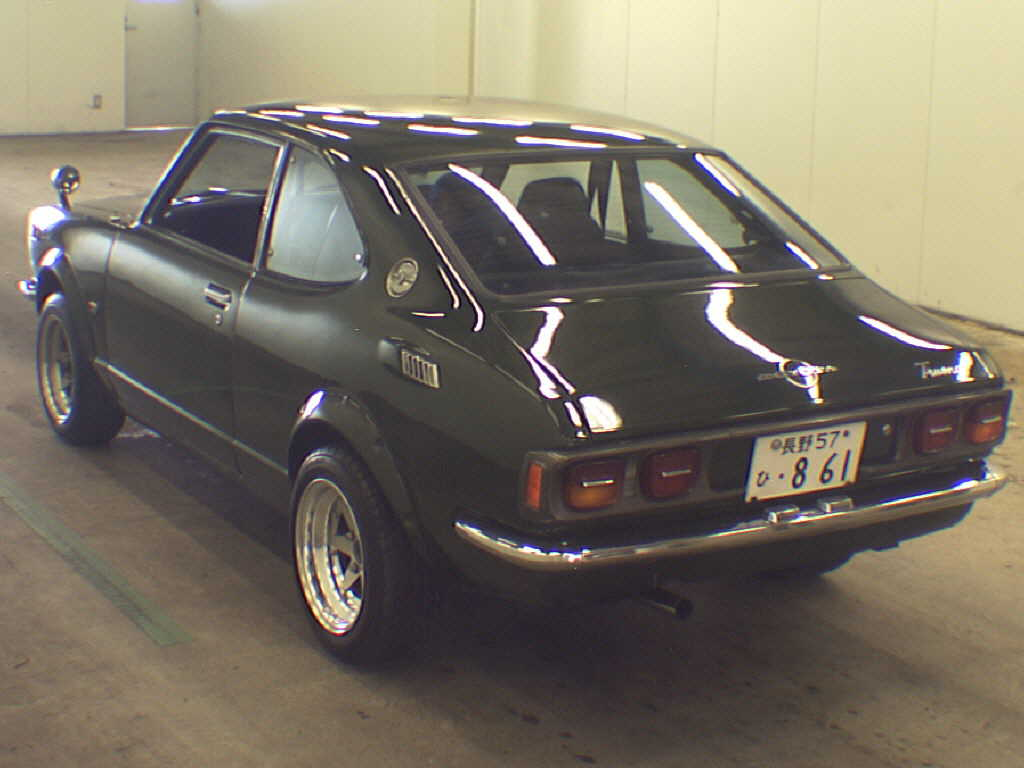 Toyota Sprinter Trueno TE27 7