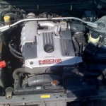 1999 Nissan Skyline R34 GT non turbo coupe 2.5L engine