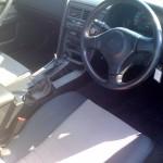 1999 Nissan Skyline R34 GT non turbo coupe interior