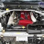 2001 Nissan Skyline R34 GTR MSpec engine bay