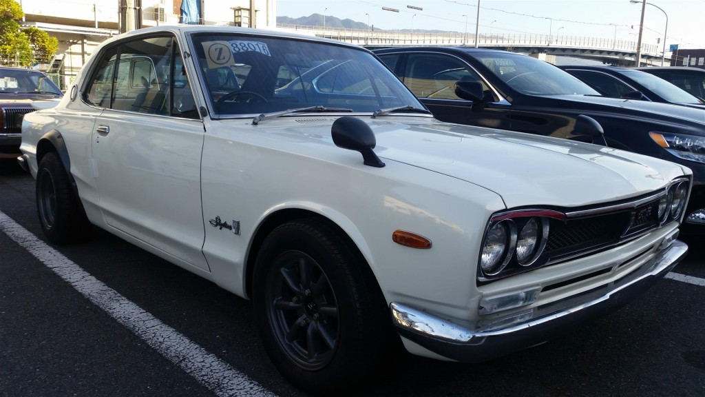 Nissan Skyline KGC10 2