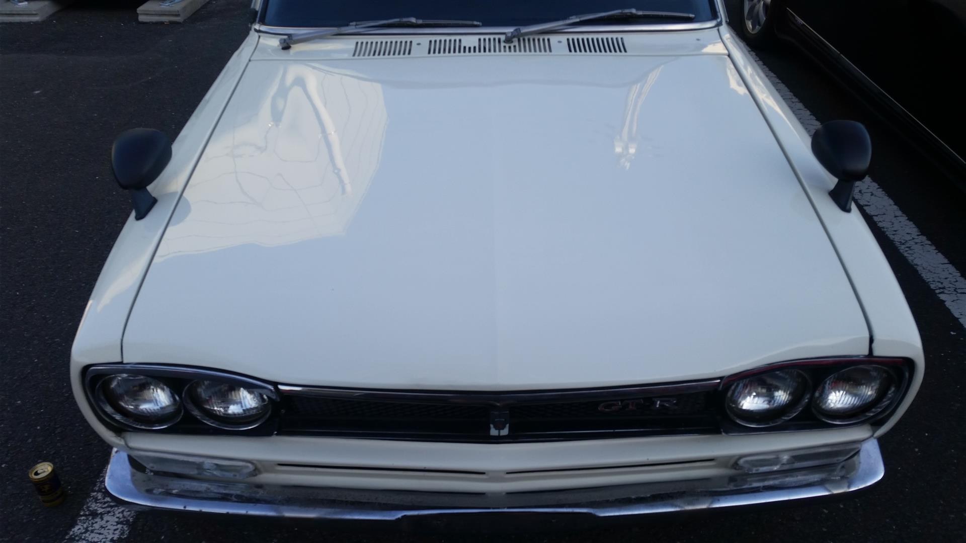 Nissan Skyline KGC10 25