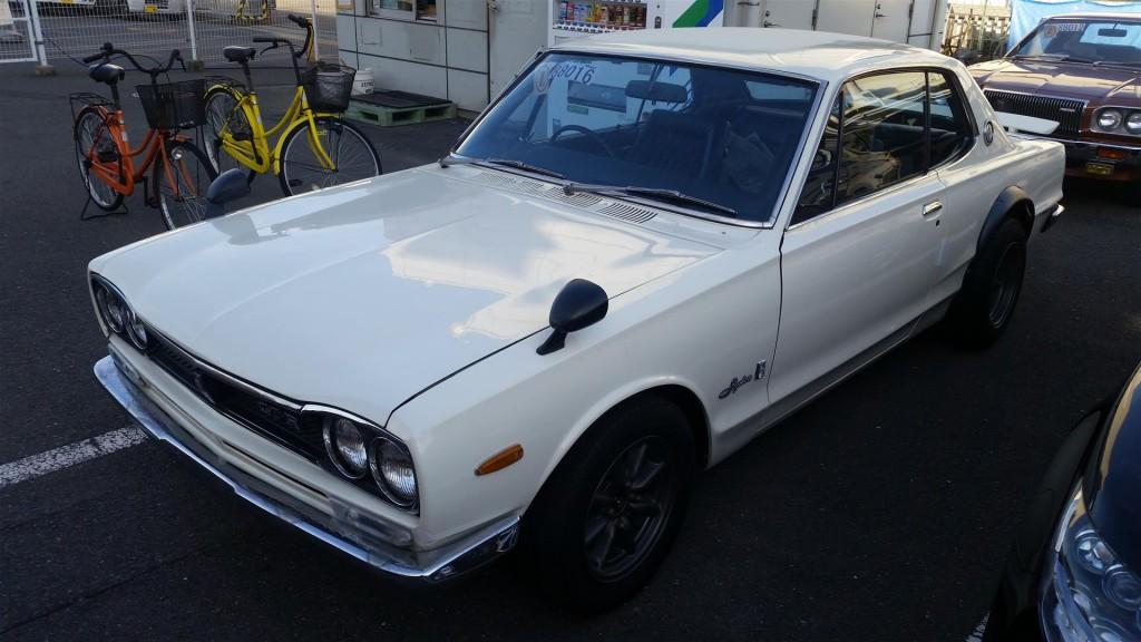 Nissan Skyline KGC10 3