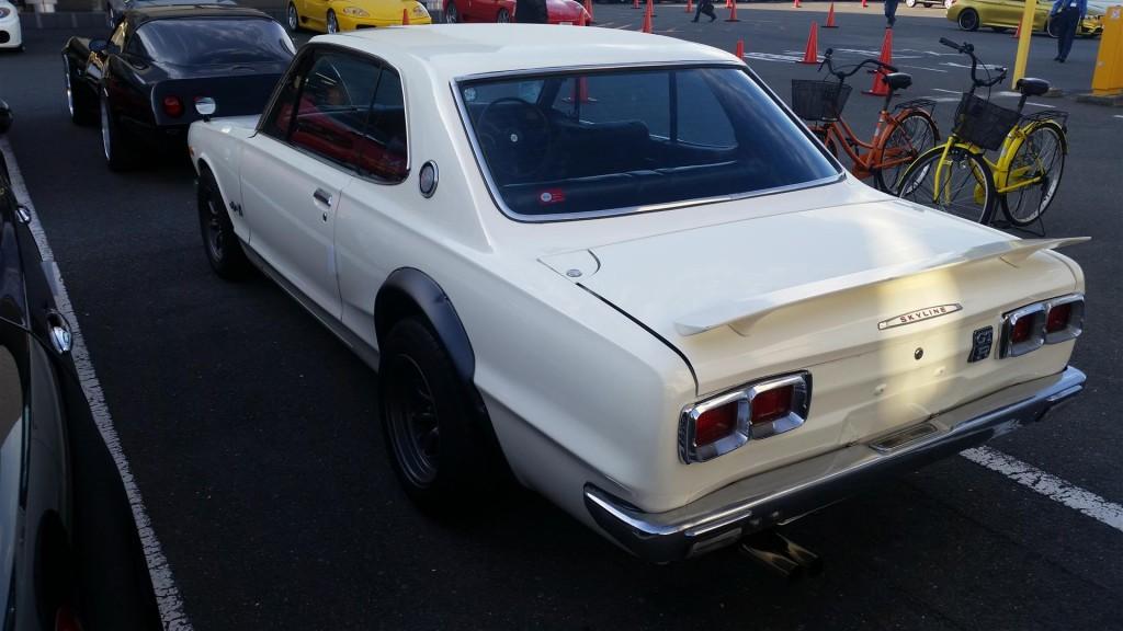 Nissan Skyline KGC10 5