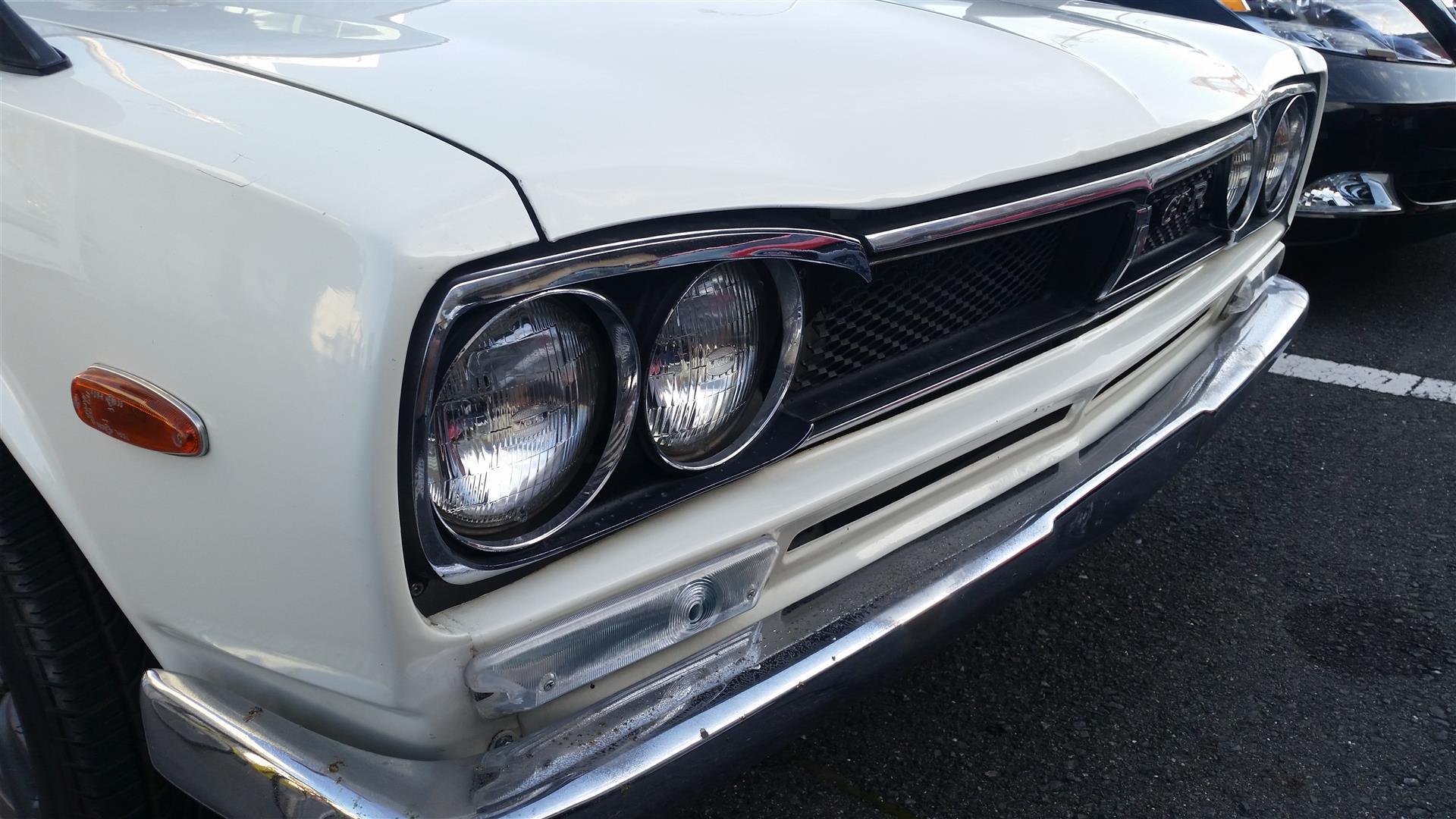 Nissan Skyline KGC10 35