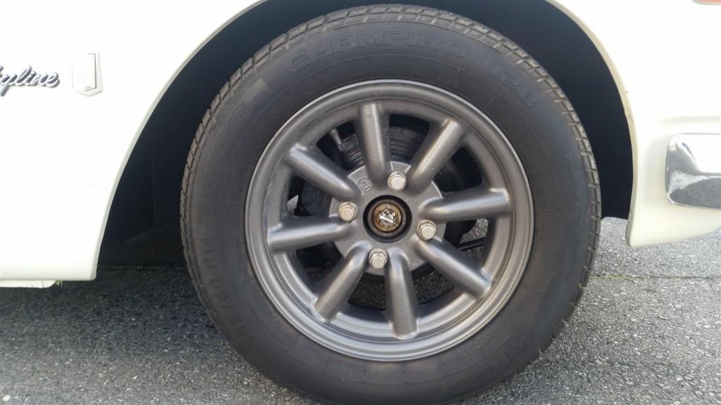 Nissan Skyline KGC10 41