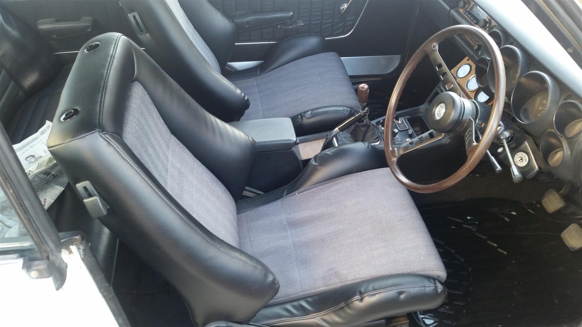 Nissan Skyline KGC10 46