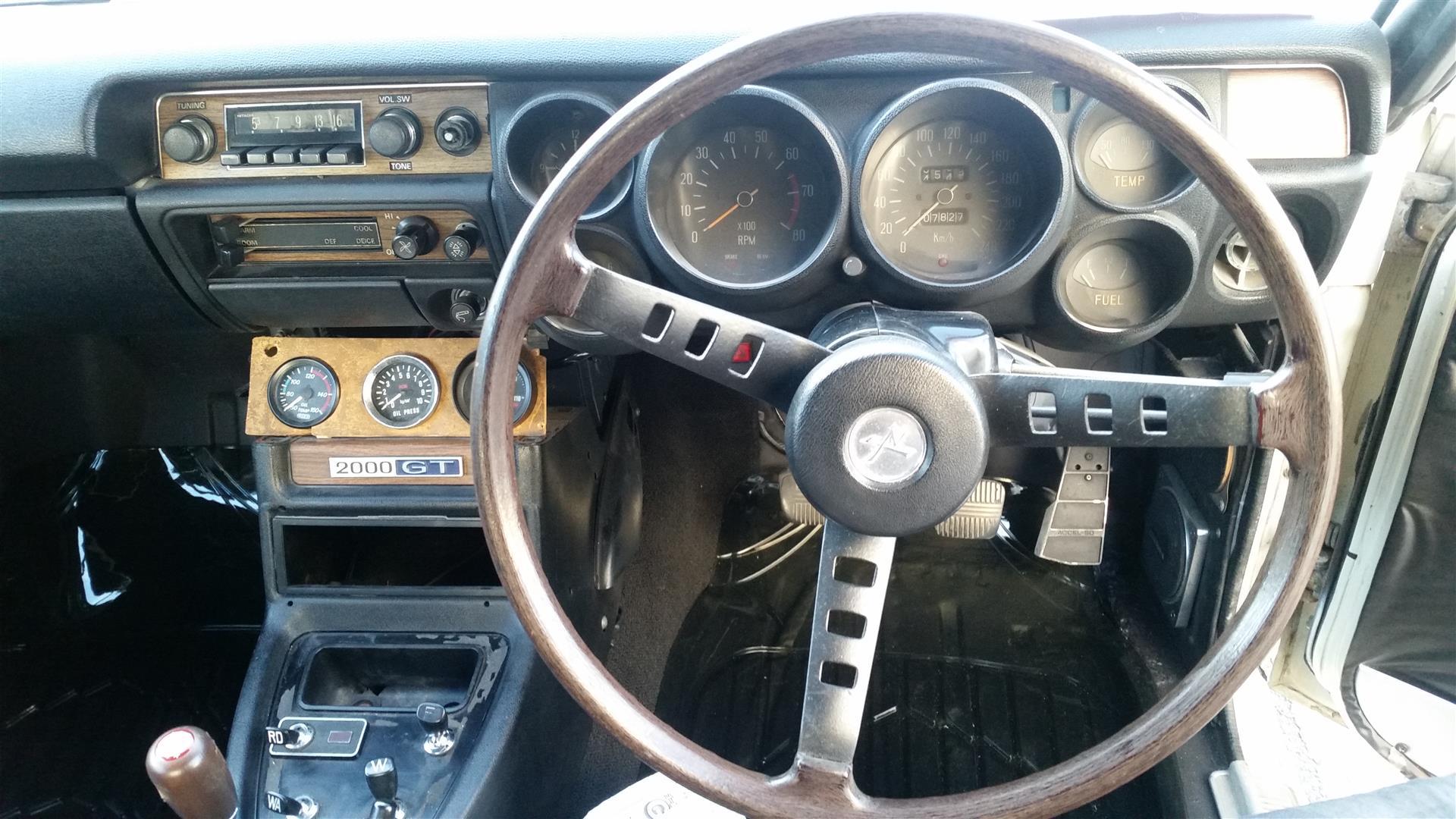 Nissan Skyline KGC10 64