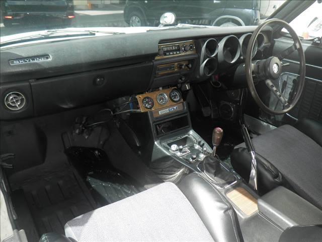 Nissan Skyline KGC10 70
