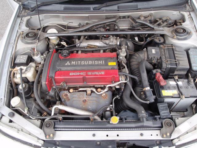 2000 Mitsubishi Lancer EVO 6.5 TME engine