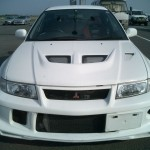 EVO 6.5 TME left front on