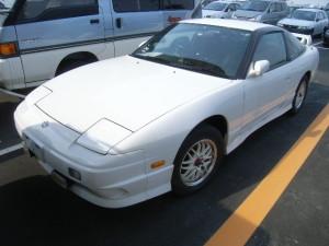 1997 Nissan 180SX 2L turbo