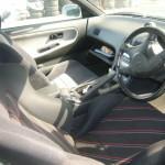 1997 Nissan 180SX 2L turbo interior