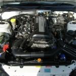 1997 Nissan 180SX 2L turbo engine