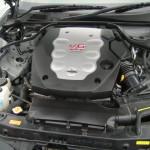 Skyline V35 coupe engine