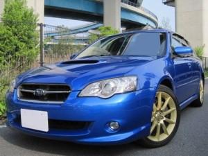 Subaru BP5 WR