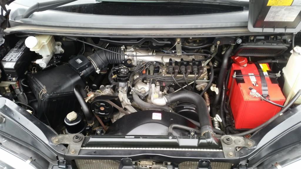2003 Mitsubishi Delica PD6W Chamonix 7-seater 6