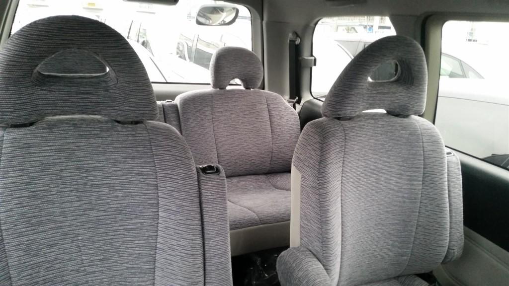 2003 Mitsubishi Delica PD6W Chamonix 7-seater 8