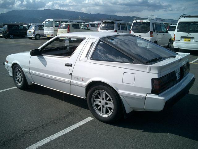 1987 Mitsubishi Starion 3