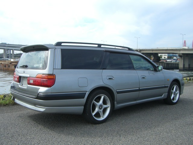 1997 Nissan Stagea RS-4 V 4WD turbo rear