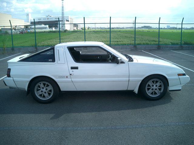 1987 Mitsubishi Starion 3a