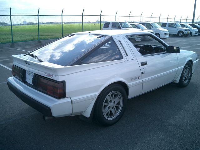 1987 Mitsubishi Starion 4a
